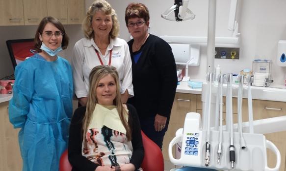 Oral Health Smile Mum Wagga program