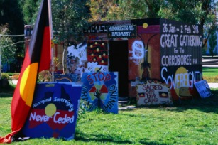 Tent Embassy colour
