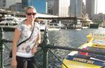Ms Amanda Waugh in Sydney Australia