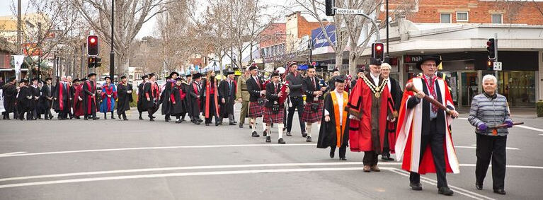 town and gown 2015