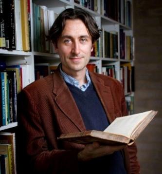 Michael Gladwin and book