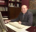 Professor Paul Burnett, CSU Deputy Vice-Chancellor (Research)