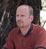Associate Professor Gary Luck.