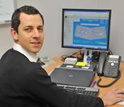 CSU Green manager Mr Edward Maher.