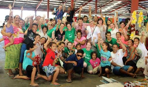 Samoa 2015 social work tour4