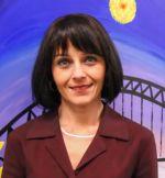 Librarian at CSU in Ontario, Ms Nena Grandic