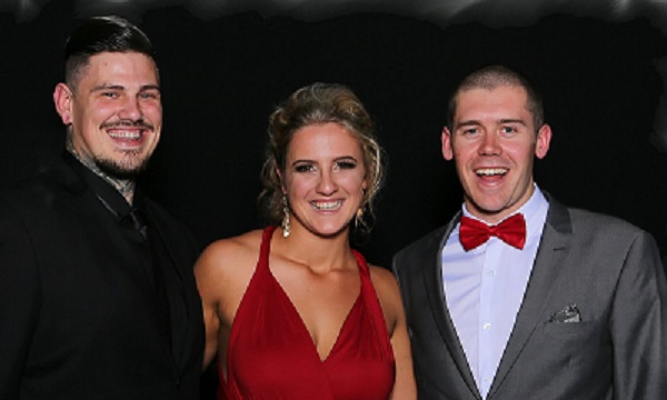 Organisers of the 2015 Red and Blue Ball