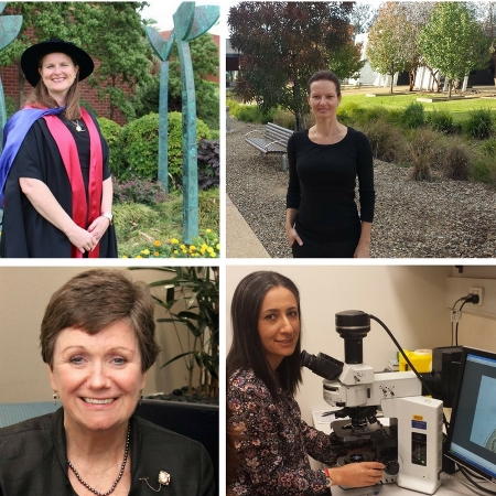 Women in science at CSU