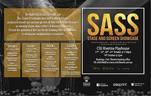SASS 2017 flyer