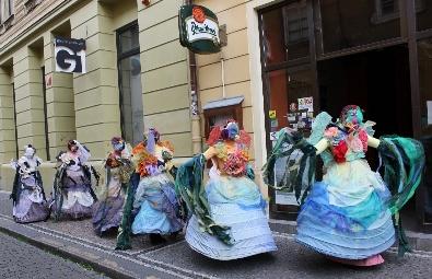 Prague street 1