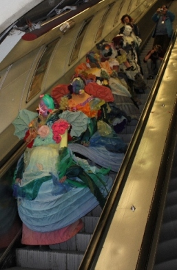 Prague escalator 1
