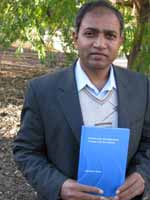 Associate Professor Manohar Pawar from the School of Humanities and Social Sciences at CSU at Wagga Wagga.
