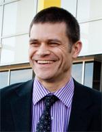 CSU Vice-Chancellor and President Professor Andrew Vann