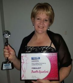 Annette G 2016 WOW award