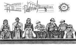 Jury and terror