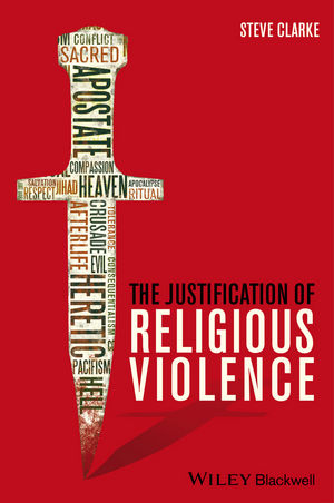 The Justification of Religious Violence book cover