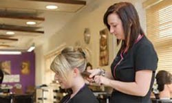 Hairdresser as counsellor
