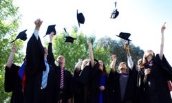 Graduation at CSU