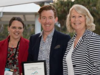 Outreach Prog award 2017