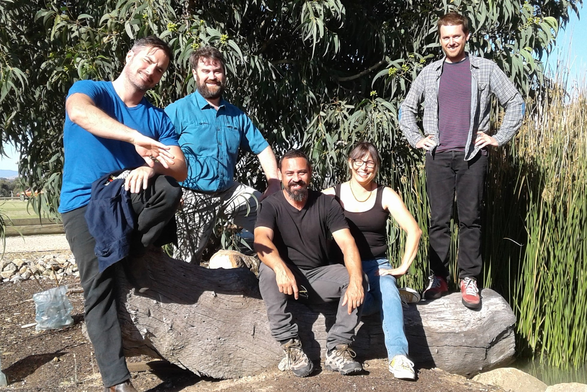 CSU bioQuest team