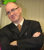 Mr Andrew Watts will graduate on Friday 14 June