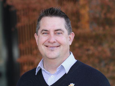 Professor Chris Blanchard