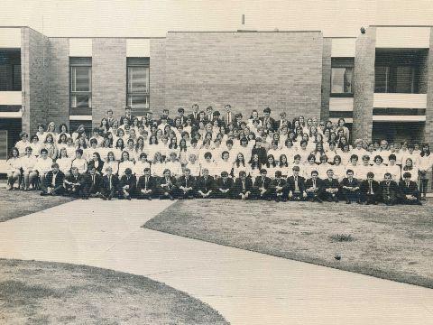 1960 Graduating Class