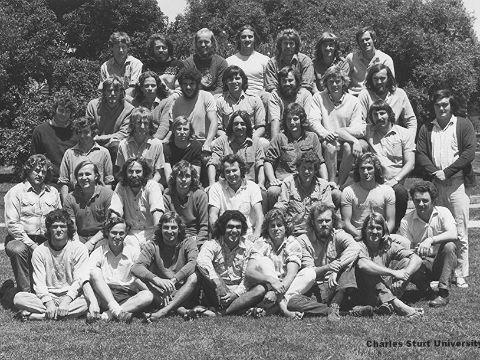 1973 Graduating Class