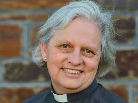 Reverend Ruth Mathieson