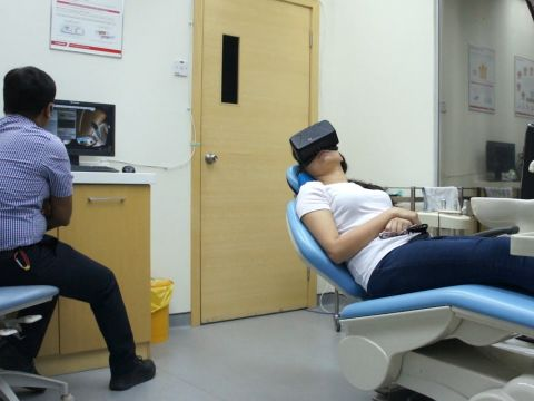 Virtual reality exposure therapy in practice