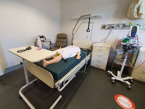 Clinical skills room