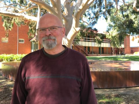 Dr Paul Weston